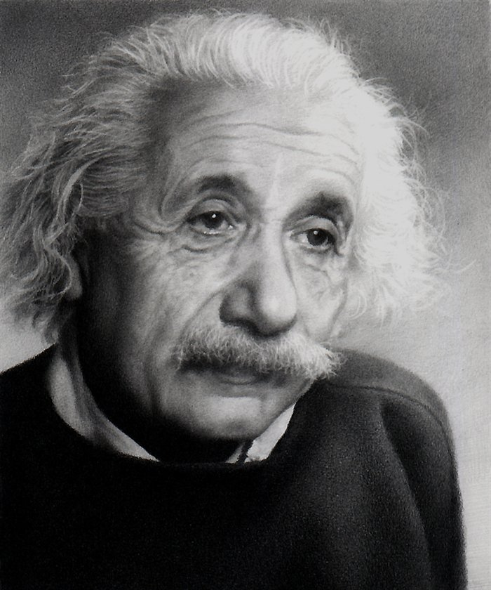 albert-einstien-pencil-drawing