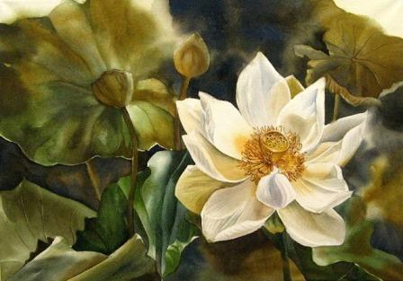 waterlilly-paintings