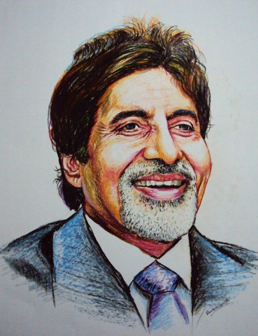 indian-actor-painting