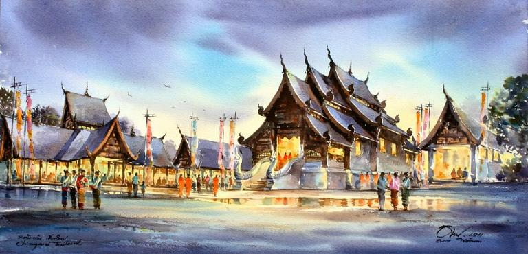 thailand-watercolor