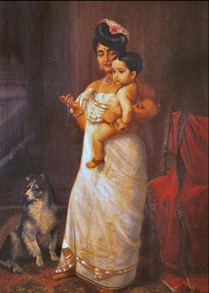 ravi-varma-artist