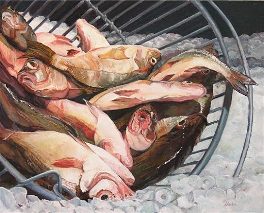 fish-market-painting