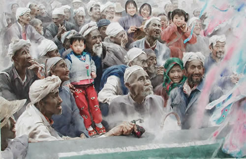 people-watercolor