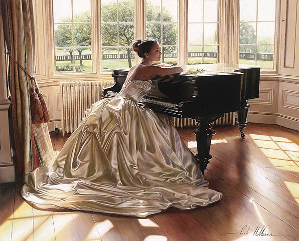 Realistic Figurative Oil Paintings By Rob Hefferan - Fine ...