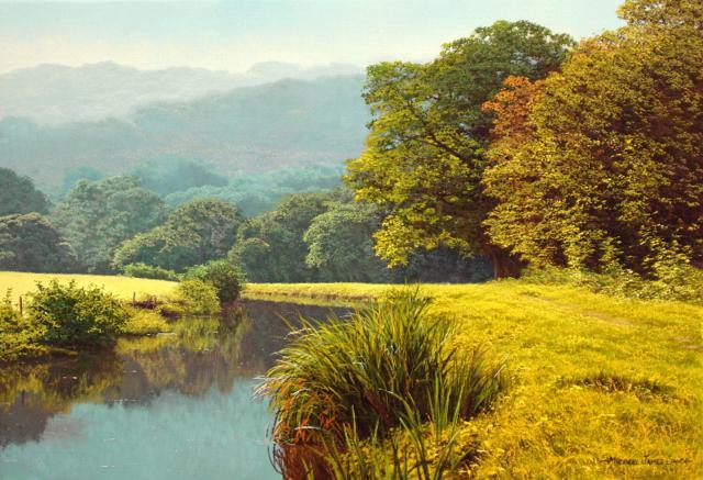 British Landscapes Artists British-landscape-artist