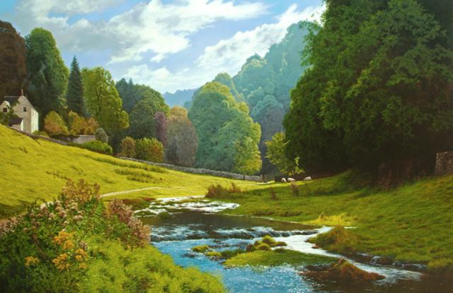for Michael james smith paintings