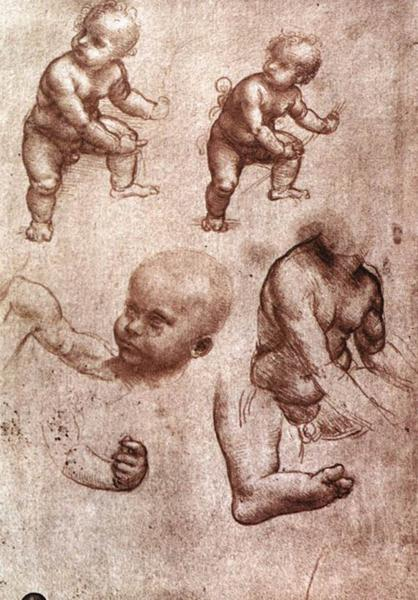 a study on leonardo da vinci and his famous artwork Leonardo da vinci, perhaps most noted as an artist, was also an architect, inventor and chronicler of science, among other outlets for his talents.