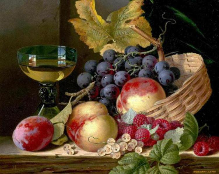 Edward Ladell-Famous Still Life Paintings - Fine Art Blogger