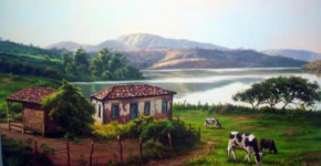 paintings-hut
